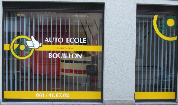 Auto-école Bouillon - Groupe Meurice BOUILLON